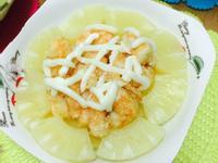 ❤️鳳梨蝦球(三分鐘上菜)❤️