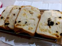 葡萄乾吐司【速成吐司】【麵包機105T】