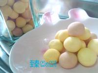 繽紛水果小饅頭(無油-烤箱.電鍋皆可)