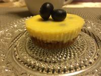 藍莓優格起司蛋糕