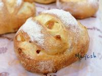 熱帶鳳梨芒果麵包