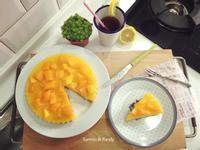 免烤箱烘焙-芒果慕斯蛋糕