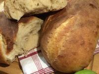 自養葡萄天然酵母製作麵包