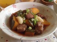 KURI's│南瓜燉肉