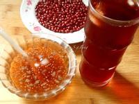 奇亞籽紅豆水