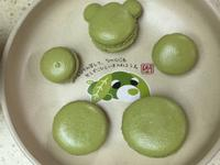 Macaron馬卡龍-抹茶