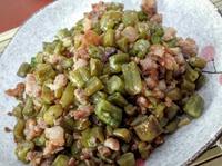 醋溜乾煸長豆