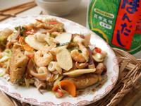 烤麩三鮮茭白筍[烹大師]