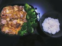 及源鑄造鑄鐵平底鍋★雞肉親子丼