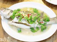 清蒸泰式檸檬魚