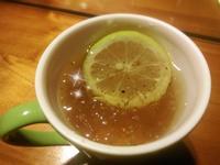 檸檬愛玉飲~奇異籽