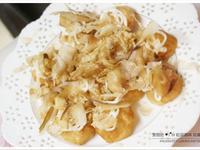 夜市小吃在家自已做♥偽日式章魚燒♥
