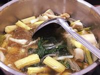時蔬鮮菇冬粉鍋