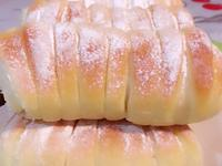 蔓越莓杏仁乳酪麵包~酸奶中種法
