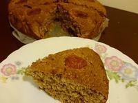 杏脯合桃全麥蛋糕