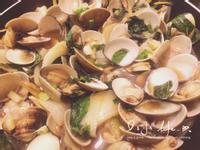 家常經典下酒菜-塔香蛤蜊