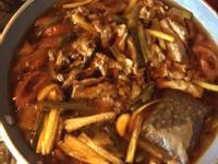 滷蕃茄牛肉