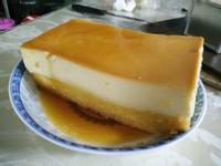 半糖焦糖布丁蛋糕