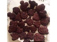超簡單特濃巧克力餅乾