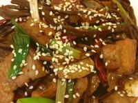 茶樹菇干鍋