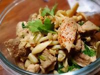 《無油料理》香菜菇菇豬