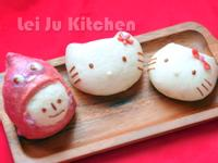 Kitty 鮮奶饅頭
