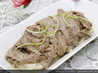 乾煎牛肉片