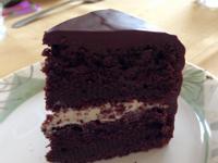 巧克力甘納許蛋糕