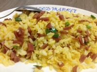 5の火腿黃金蛋炒飯
