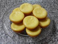 黃金檸檬乳酪球