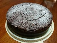 魔法可可布丁三層蛋糕(電子鍋)