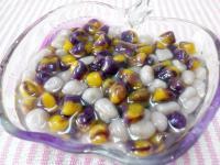 雙色水晶QQ芋圓