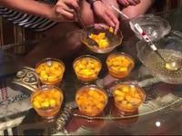 速成芒果果凍 2步驟 簡單早餐 免烤甜點