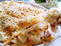 香腸焗烤燉飯(家庭版)