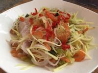 開味菜  泰國蝦米涼拌薑絲