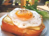 東販小食堂:美味早午餐 庫克太太三明治