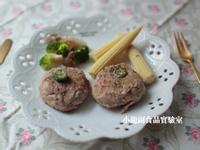 寶寶食譜【迷你漢堡排】