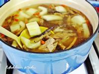 菜豆干黃瓜排骨湯