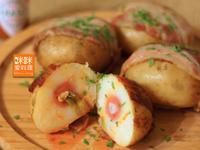 Mimi♥馬鈴薯炸彈◎中秋烤肉點心