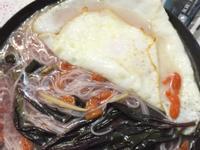 補血麻油雞蛋麵線~~五木拉麵