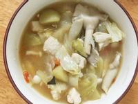 雞肉蕃茄蔬菜湯