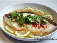 電鍋料理-泰式檸檬鱈魚