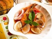 義式蕃茄海鮮湯【快鍋就用樂鍋史蒂娜】