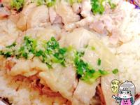 簡單! 電子鍋版海南雞飯