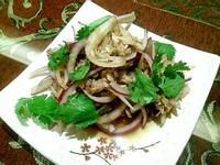 和風紫洋蔥鮪魚沙拉