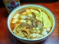 暖胃泡菜咖哩鍋『牛頭牌咖哩新食代』