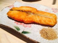 乾煎鮭魚 [快速料理]