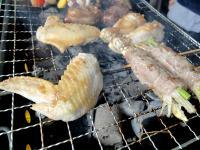 有心中秋烤肉:蜂蜜檸檬蒜味烤雞翅