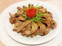 鹽麴豆乳烤豬五花