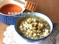 瑪莉廚房:蜜香綠豆薏仁湯